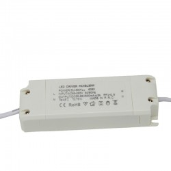 Driver for LED luminaires 50W 600mA