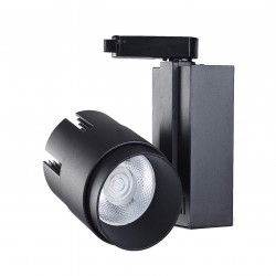 LED Tracklight  35W  LARA BLACK 24º