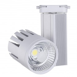 LED Tracklight  30W  OLIVIA White