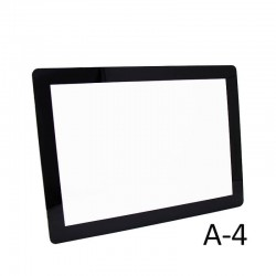 PosterLED two-sided Folder A4 12V