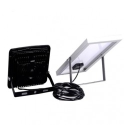 Foco projector exterior SOLAER LED  10W