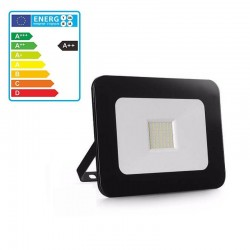 LED Outdoor Floodlight  LED  20W Black 120Lm / W