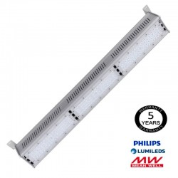 Campânula Lineal LED 150W LUMILEDS 140Lm/W MEAN WELL