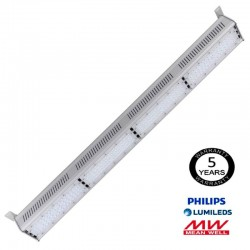 200W Linear LED High Bay - LUMILEDS 140Lm/W  MEAN WELL