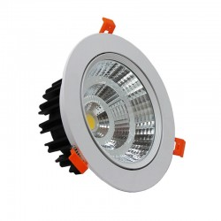Downlight LED Embutido 25W 120º