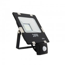 20W SMD LED Floodlight with Motion Detection