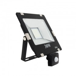 30W SMD LED Floodlight with Motion Detection