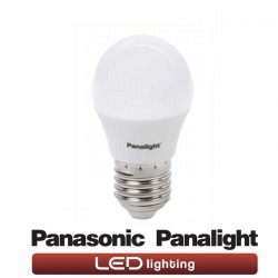 Bombilla LED 4W E27 G45 Panasonic Panalight