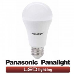 Bombilla LED 9W E27 A60 Panasonic Panalight