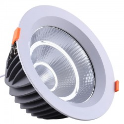 Downlight LED Embutido 40W 120º