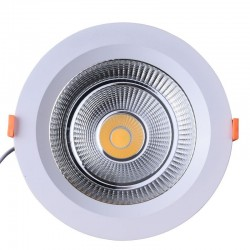 40W LED Downlight 120º
