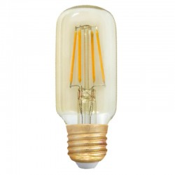4W LED Bulbs Filament  E27 Gold T45