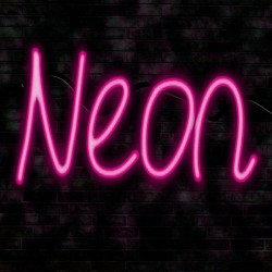 Neon LED Flexible 12V Coil 25m  8mm  Pink