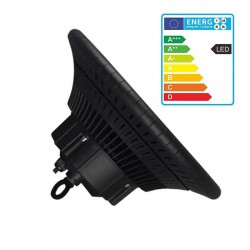 Campana  industrial LED UFO 200W  Chip Epistar 3030-3D 125lm/w IP65