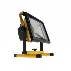 Portable Spotlight Led 20W Rechargeable