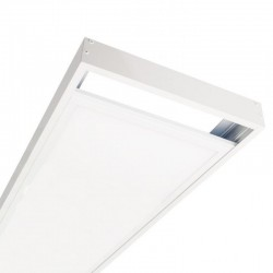Kit de superficie de Panel Slim 120x30 blanco