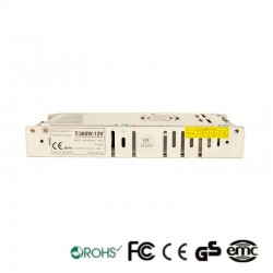 Power Supply 12V 360W 4A - Aluminium IP20