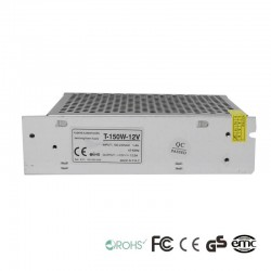 Power Supply 12V 150W 1A - Aluminium IP20