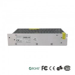 Power Supply 12V 200W TECMO
