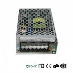 Power Supply 12V 75W 4.2A - Aluminium IP20