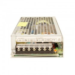 Power Supply 12V 150W Aluminio IP20