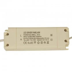 Driver for LED luminaire  48W 1200mA