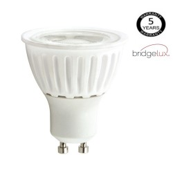 9W Spot  LED COB  12º GU10 Ceramic  5 Years Warranty