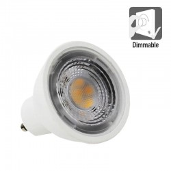 Spot  LED SMD 6W - SAMSUNG DIMMABLE-  45º GU10 Dimmable 5 Year Warranty