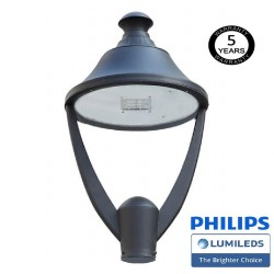 40W LED Straßenlampe  VALLEY Philips Lumileds SMD 3030 165Lm/W