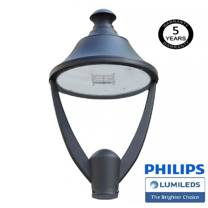 Led Lumileds Smd Philips 40w Réverbère 3030 Valley 165lmw qzSUVMp