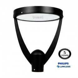 Farola-LED-40W-CONIC-Philips-Lumileds-SMD-3030-165Lm/W