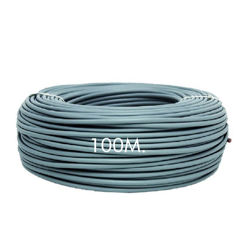 Halogen Free Cable 1.5mm. Approved for commercial use CE. 100M. H07Z1-K