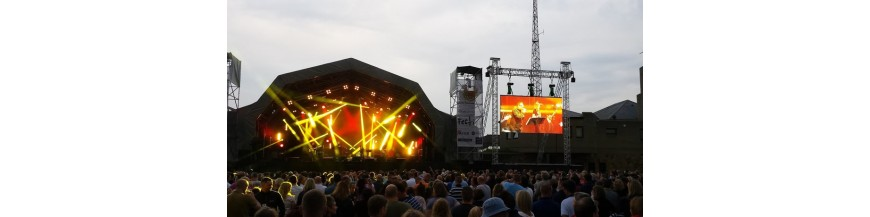 LED Beleuchtung Show