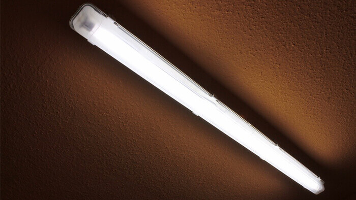 Armadura Estanque Tubo LED IP65 120cm - FactorLED