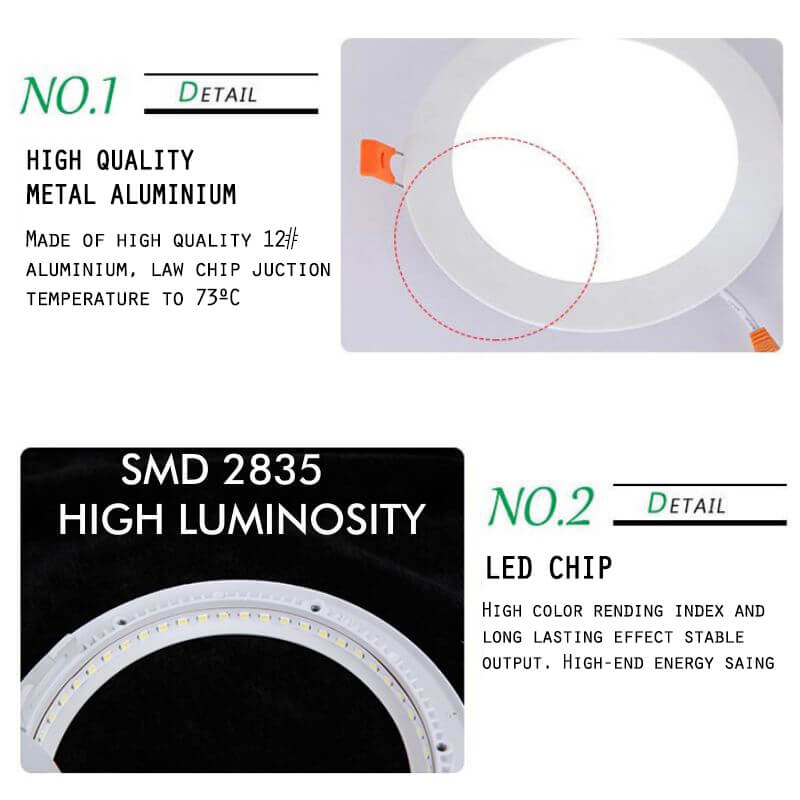 LED Circular Downlight Slim