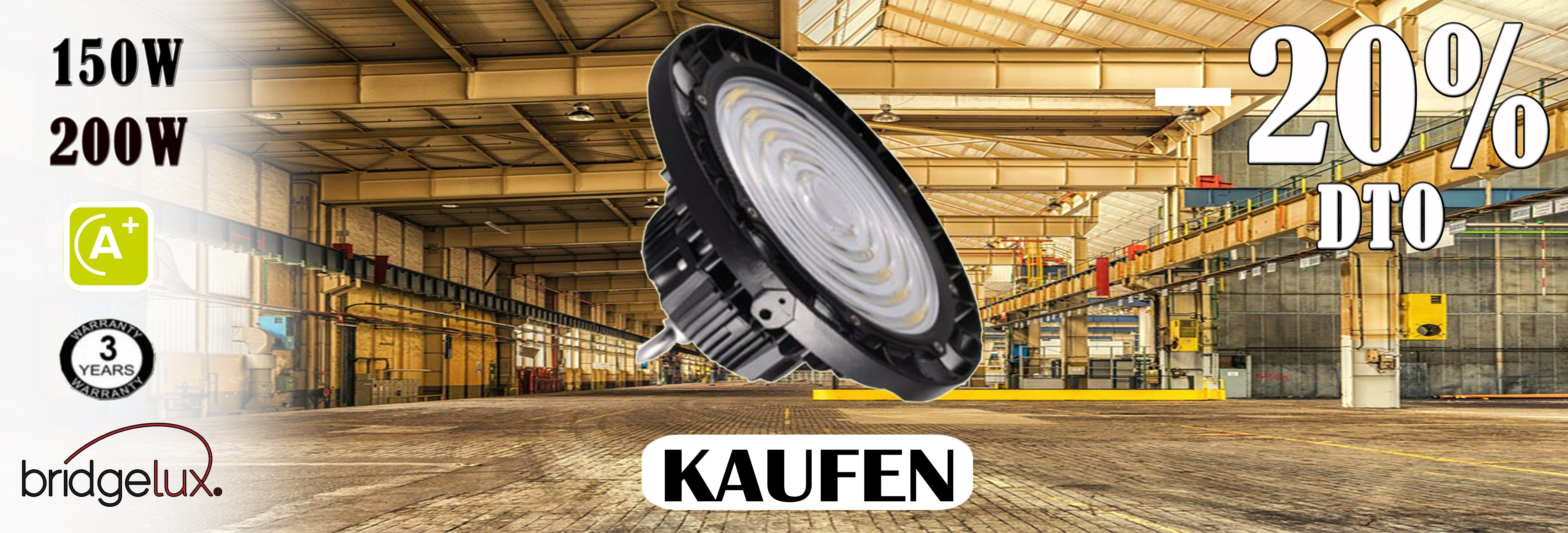 LED Industrieleuchte UFO LED